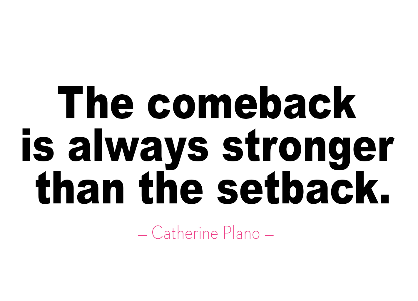 www stellafly com | The Comeback is Always Stronger Than the